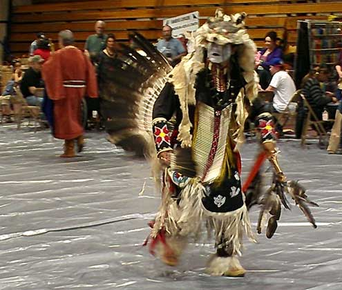 Pow Wow at Umqua Community College