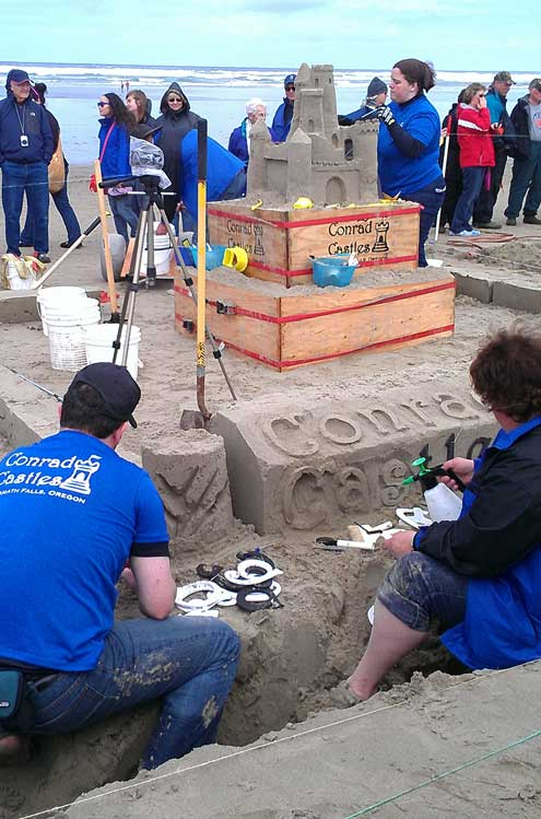 Sandcastle engineering
