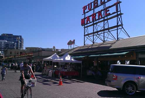 The Public Market on Pike Street
