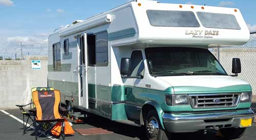RV Travel, Lots of Boondock Camping