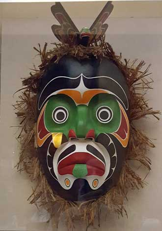 Lummi Tribal art