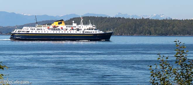 The MALASPINA, a small cruise ship with home port, Skagway, AK.