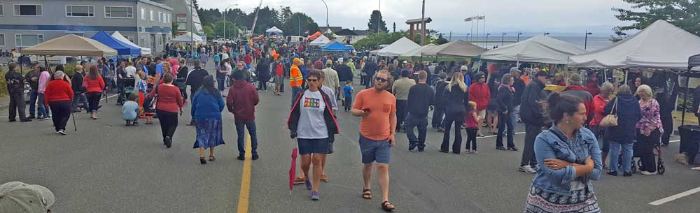 Filomi Days in Port Hardy