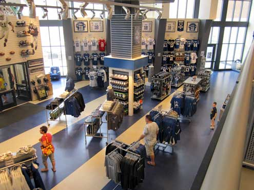 The Colts Pro Shop