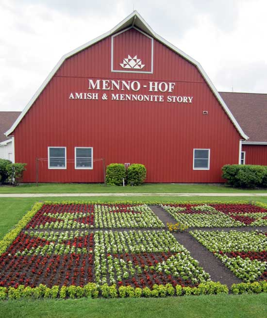 Menno-Hof to learn about the Amish and Mennonite cultures