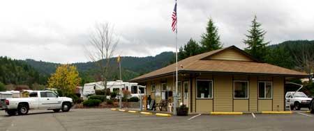 Rv Stay In Phoenix Oregon Winter 08 09