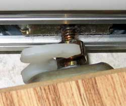 Pocket Door Rollers >> RV Pocket Door Repair