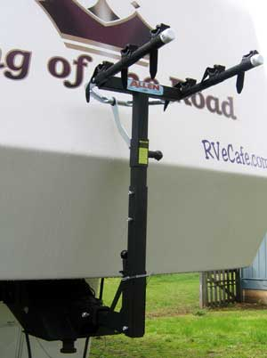 Adding A 2 Quot Receiver To The King Pin On A Fifth Wheel