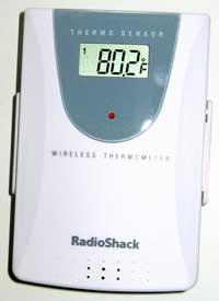 RV Temperature Reporting